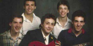 Nameless - antiga banda de Dave Grohl