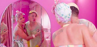 P!nk - clipe com Channing Tatum