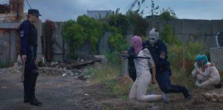 Pussy Riot - novos vídeos