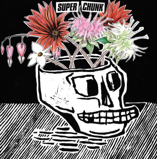 Superchunk - What A Time To Be Alive capa