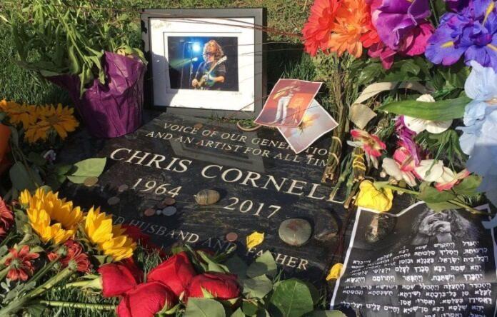 Túmulo de Chris Cornell