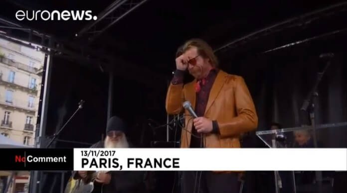 Eagles Of Death Metal no Bataclan, 2017