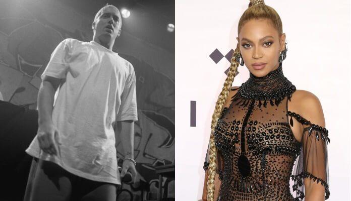 Eminem e Beyoncé