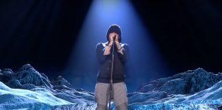 Eminem no EMA 2017