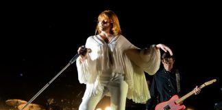 Florence Welch, do Florence And The Machine