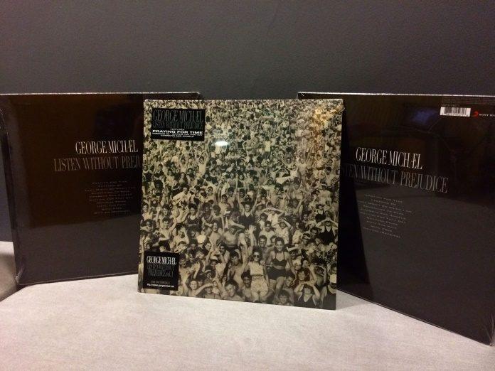 Discos de vinil de George Michael
