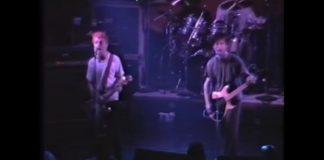 Green Day em Toronto, 1993