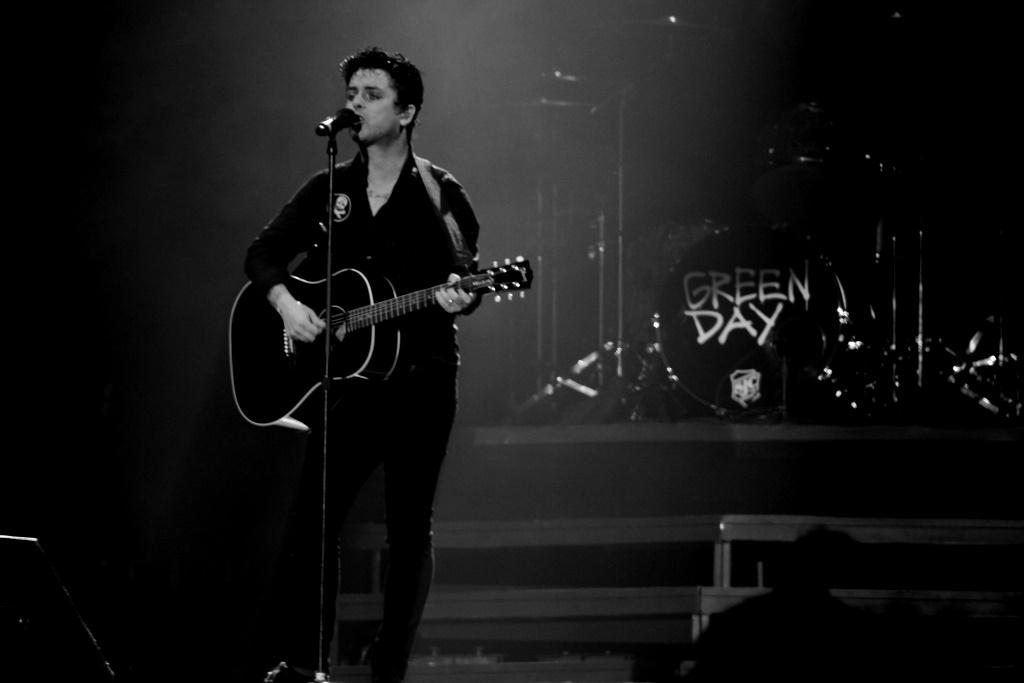 Green Day em Curitiba (05/11/2017)