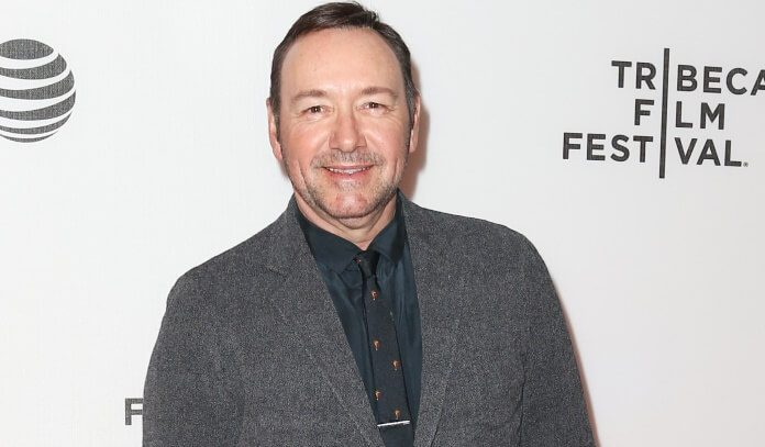 Kevin Spacey no Tribeca Film Festival 2016
