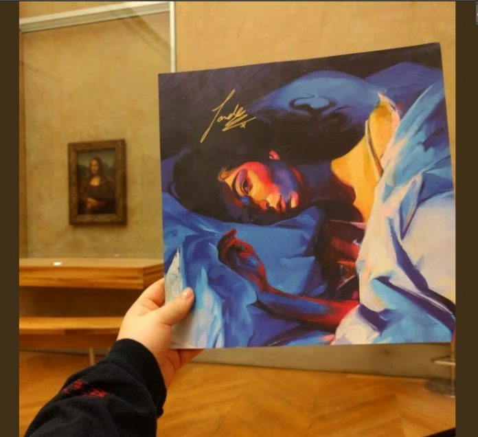 Melodrama no Louvre