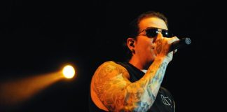 M. Shadows, do Avenged Sevenfold