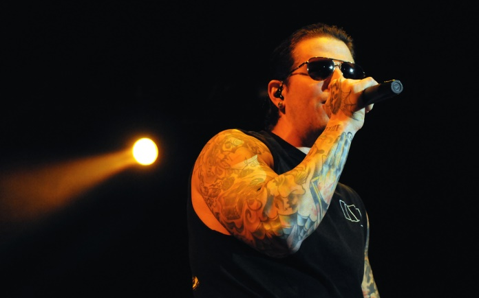 M. Shadows, do Avenged Sevenfold