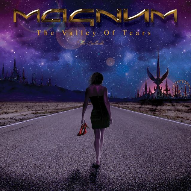 Magnum - The Valley Of Tears