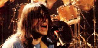 Malcolm Young, guitarrista do AC/DC
