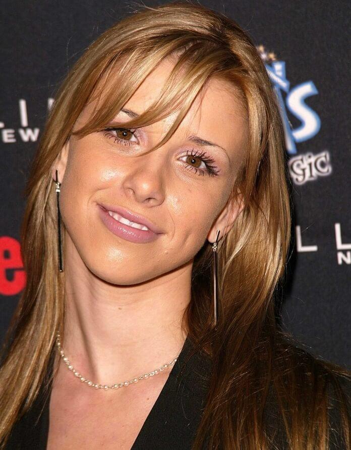 Melissa Schuman em 2003