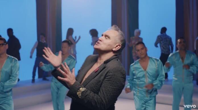 Morrissey em novo clipe