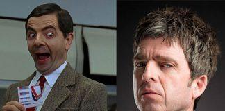 Liam Gallagher quer que Mr. Bean faça o papel do Noel em um filme sobre o Oasis