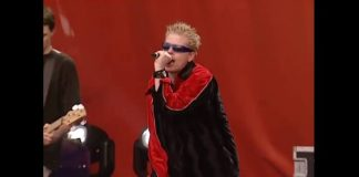 The Offspring no Woodstock 1999
