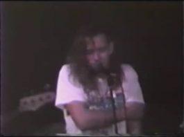 Primeiro show do Pearl Jam, ainda como Mookie Blaylock