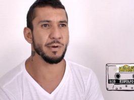 Rodolfo, do Raimundos, no documentário Geração Baré-Cola