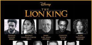 """Anunciado elenco de """"O Rei Leão"""""""