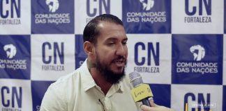 Rodolfo Abrantes em entrevista