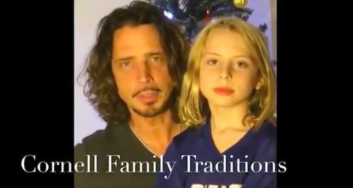 Chris Cornell e filho falam sobre tradições natalinas