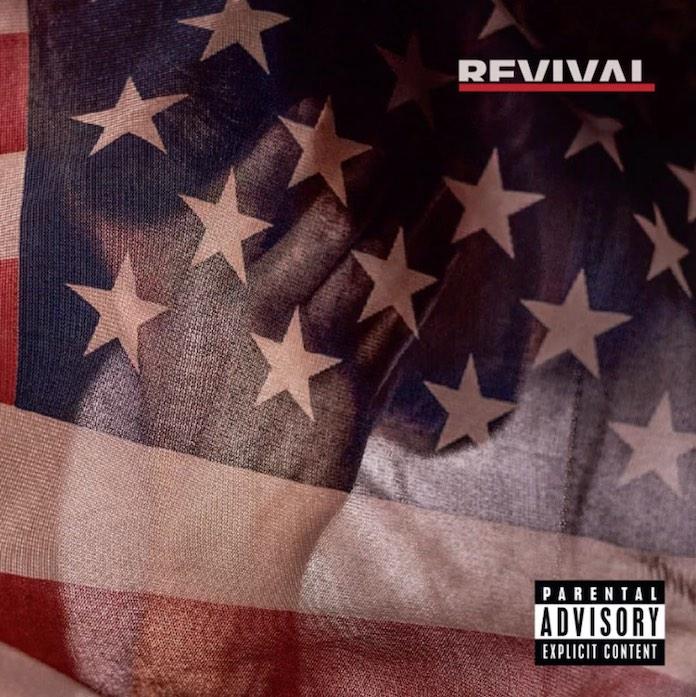 Eminem - Revival capa