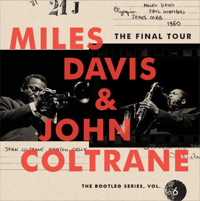 Miles Davis & John Coltrane - box set