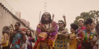 Rincon Sapiência - clipe Afro Rep