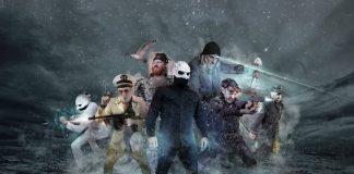 Legend of the Seagullmen - supergrupo do Mastodon com Tool e OFF