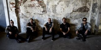 Avenged Sevenfold (Foto por Jeff Forney)
