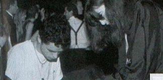 Billie Joe, do Green Day, e Joey Ramone