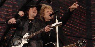 Bon Jovi e Richie Sambora em 2006