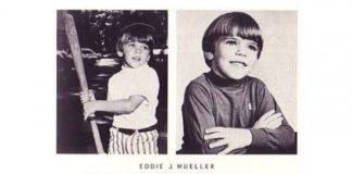 Eddie Vedder quando criança