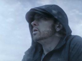 """Eminem em """"Walk On Water"""""""