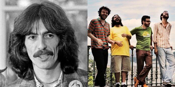 George Harrison e Los Hermanos
