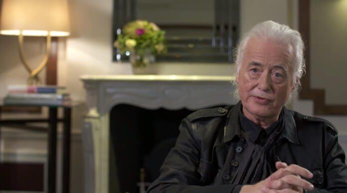 Jimmy Page em 2017