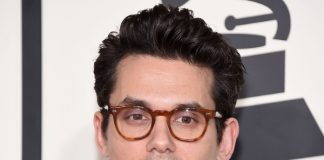 John Mayer no Grammy, 2015