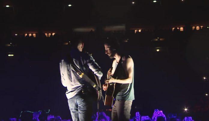 Linkin Park toca
