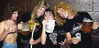 Metallica com Dave Mustaine