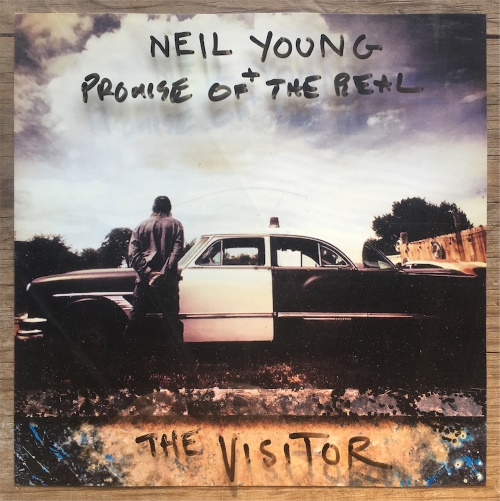 Neil Young - The Visitor