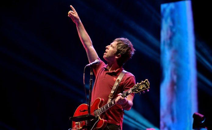 Noel Gallagher no Benicassim 2015