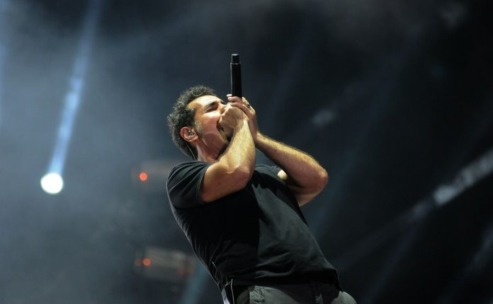 Serj Tankian no Rock In Rio 2015