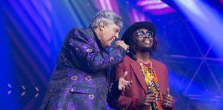 Sidney Magal lança música em parceria com Rincon Sapiência