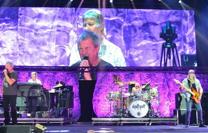 Deep Purple no Solid Rock