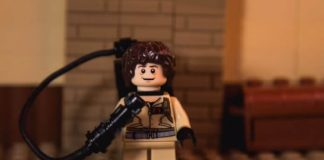 Stranger Things de LEGO