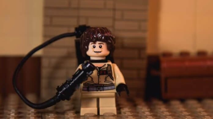 Stranger Things de LEGO