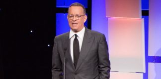Tom Hanks em 2017