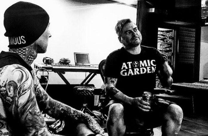 Travis Barker e Fat Mike